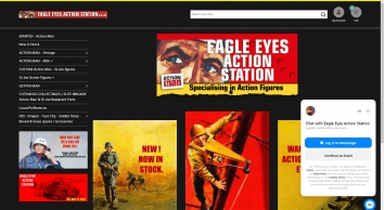 Eagle Eyes Action Station