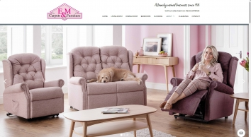 E & M Carpets & Furniture