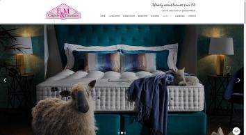 E & M Carpets & Furniture