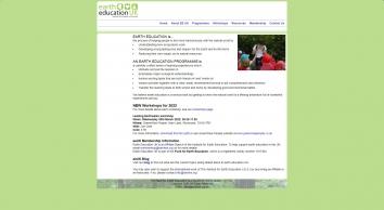 Earth Education UK - Home