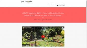 Earthworks Garden Design