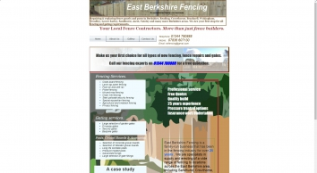 Berkshire Fence replacement | Fence Repairs | New Fencing Specialists