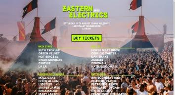 Eastern Electrics - Festival