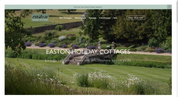 Easton Holiday Cottages | Holiday Property on the Easton Estate, Lincolnshire