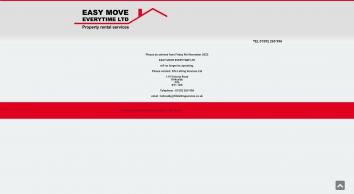 Easy Move Everytime- Kirkcaldy