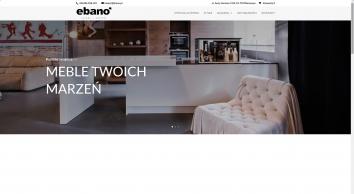 Ebano - nowoczesne kuchnie   projektowanie wnętrz   Warszawa - Ekskluzywne kuchnie włoskie - Ebano