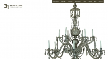 Ebury Trading Ltd - Antiques, Lighting and the Interior