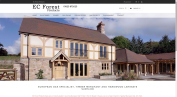 E C Forest Products Sales Ltd
