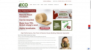 Front Page - Eco
