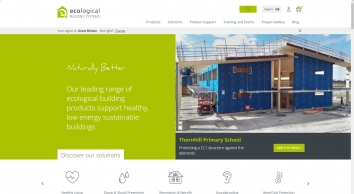 Ecological Building Systems Ltd