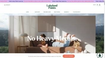 Lakeland Paints