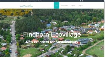 Ecovillage Findhorn