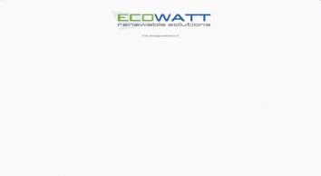 Ecowatt Renewable Solutions