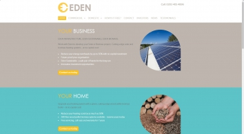 Biomass Heating Systems - Eden Sustainable