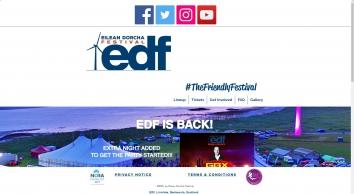 EDF 2018 Music Festival Benbecula