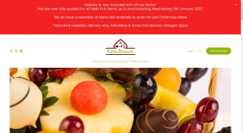 Edible Bouquets |  Fruit Bouquets | Edible Arrangements | Hampers