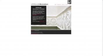 Edinburgh Decorators Scotland