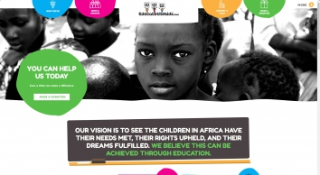 Educate the Kids   Giving Children the Gift of Education
