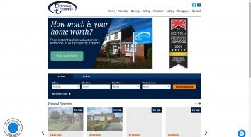Edwards Grounds, Culcheth - Sales