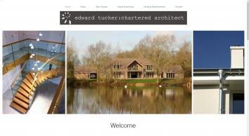 Edward Tucker : Chartered Architect