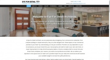 Eye for Detail Chartered Architects