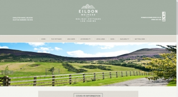 Eildon Holiday Cottages | Holiday Cottages in the Scottish Borders