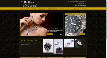 E J Markham & Son Ltd