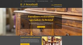Edward J Southall Furniture Restoration & Repairs