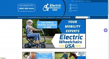 Electric Wheelchairs USA - Best Electric Wheelchair Online Retailer