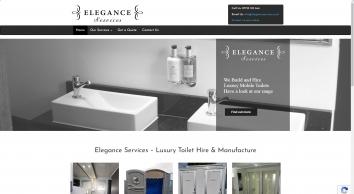 Elegance Toilet Hire