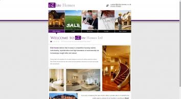 Elite Homes Ltd