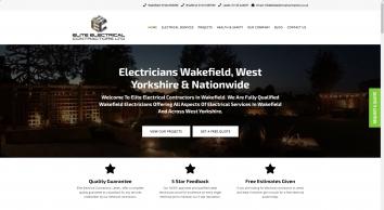 Electrical Contractors Wakefield - Elite Electrical Contractors Ltd - West Yorkshire