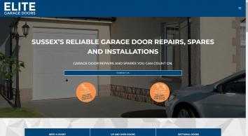 Elite Garage Doors Ltd