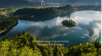 Elite Property Slovenia - Luxury Slovenian Real Estate For Sale and Rental