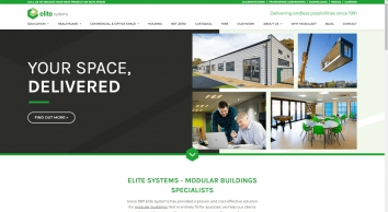 Elite Systems GB - Modular Building Solutions