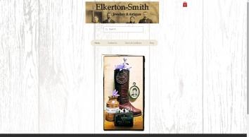 Jewellery & Antiques - Elkerton-Smith