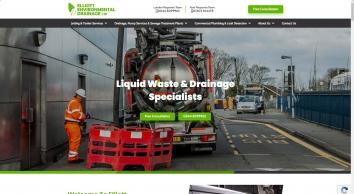 Elliott Environmental Drainage