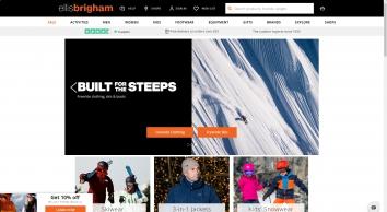 Ellis Brigham Climbing Wall & Skyride