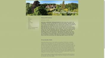 Elsing Hall Gardens