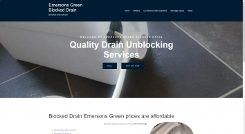 Emersons Green Blocked Drain – Blocked Drain Bristol