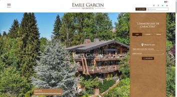 Emile Garcin Paris Le Marais, Paris