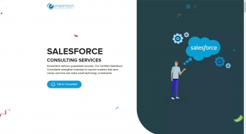 Salesforce Consulting Services, Best Salesforce Consultants