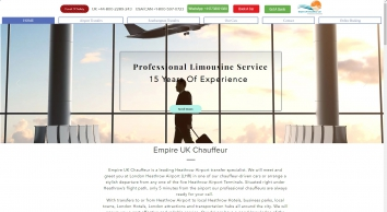 Empire Uk Chauffeur