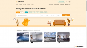 Greek Real Estate - Property in Greece | Homegreekhome.com
