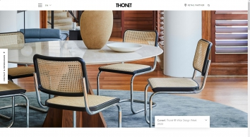 THONET: A pioneer of furniture history