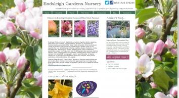 Endsleigh Gardens Nursery, Milton Abbot, Tavistock PL19 0PG