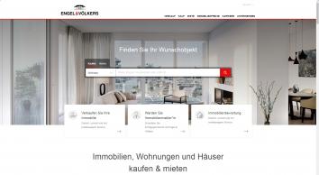 Immobilien, Wohnungen und Häuser kaufen & mieten - Engel & Völkers