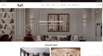 Buy Luxury Furniture Online UK, Top French Furniture Company