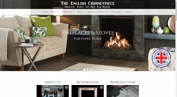 The English Chimneypiece