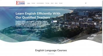 English 2000 School of English